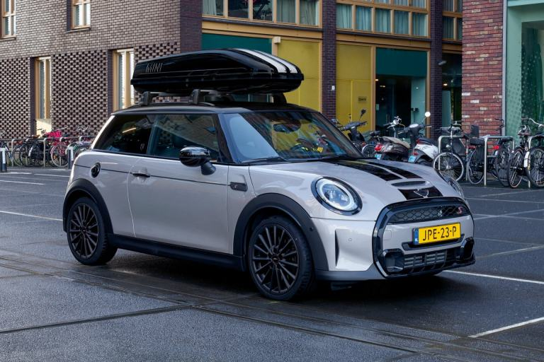 MINI 3-door Hatch – JCW Roof