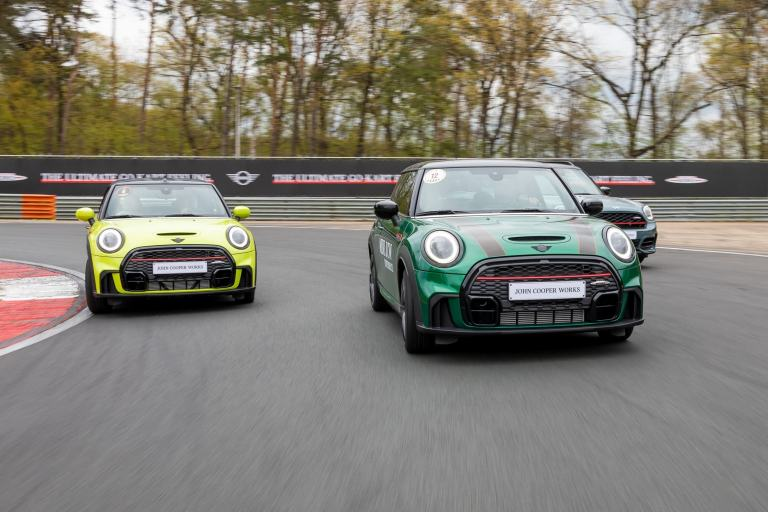 JCW Track Experience 2019