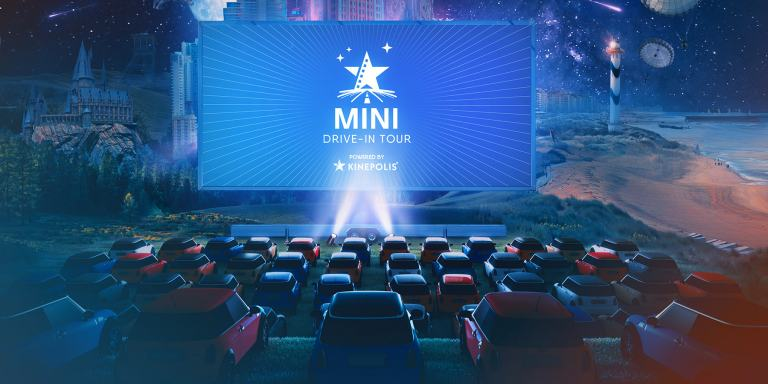 MINI Drive-in cinema